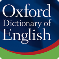 Oxford Dictionary of English thumbnail